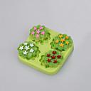olcso Sütiformák-Bakeware eszközök Szilikon Környezetbarát / Nem tapad / Nyelek Torta / Keksz / Cupcake Cukrászati eszköz