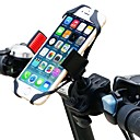 cheap Bells & Locks & Mirrors-Bike Phone Mount Adjustable, GPS, 360°Rolling / Rotatable Cycling / Bike Plastic Black / Red - 1 pcs
