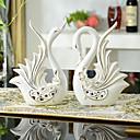billige Dekorative objekter-1pc Keramik Moderne / Nutidig / Kontor / Forretning / Traditionel for Boligindretning, Dekorative objekter / Hjemmeindretninger Gaver