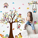 cheap Wall Stickers-Decorative Wall Stickers - Plane Wall Stickers Still Life Living Room / Study Room / Office / Boys Room / Removable / Re-Positionable