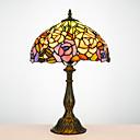 preiswerte Tischlampe-Tiffany / Traditionell-Klassisch Bogen Schreibtischlampe Für Harz 110-120V / 220-240V