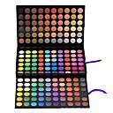 Χαμηλού Κόστους Σκιές Ματιών-180 χρώματα Σκιές Ματιών / Highlighter & Bronzer / Μαρκαδόροι Υπογράμμισης Τσάντες Φυσικό Χρωματιστό γκλος Machiaj Zilnic Μακιγιάζ Καλλυντικό / Λαμπύρισμα