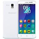 "abordables Teléfonos Móviles-A806 5.0 "" Android 4.4 Smartphone 4G ( SIM Única Octa Core 13 MP 2GB + 16 GB Negro / Blanco )"