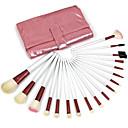 preiswerte Angelschnüre-Makeup Bürsten Professional Make - Up Pinselset Ziegenhaarbürste Tragbar / Professionell Holz