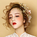 cheap Party Headpieces-Alloy Barrette 1 Wedding / Special Occasion Headpiece