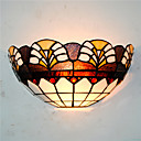 halpa Valonheittimet-CXYlight Tiffany / Rustiikki / Traditionaalinen / klassinen Seinävalaisimet Metalli Wall Light 110-120V / 220-240V 60W / E26 / E27
