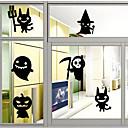 お買い得  ウォールステッカー-動物 静物画 植物の ウォールステッカー プレーン・ウォールステッカー 3D ウォールステッカー 飾りウォールステッカー マグネットステッカー ホームデコレーション ウォールステッカー・壁用シール 壁 ガラス/浴室