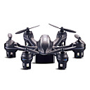 cheap RC Airplanes-RC Drone X901 4CH 6 Axis 2.4G RC Quadcopter LED Lights / 360°Rolling Remote Controller / Transmmitter / USB Cable / Aircraft