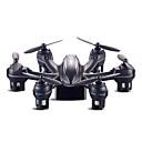baratos Quadicópteros CR & Multirotores-RC Drone X901 4CH 6 Eixos 2.4G Quadcópero com CR Luzes LED / Vôo Invertido 360° Controle Remoto / Cabo USB / Aeronave