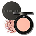cheap Blush-Single Colored Powders Blush Bronzers Dry / Matte / Mineral Waterproof / Coloured gloss / Long Lasting Face China Makeup Cosmetic