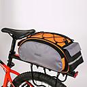 olcso Túratáskák csomagtartóra-ROSWHEEL 13 L Túratáska csomagtartóra / Kétoldalas túratáska Válltáska Túratáskák csomagtartóra Párásodás gátló Viselhető Ütésálló Kerékpáros táska PU bőr 600D poliészter Kerékpáros táska Kerékpáros