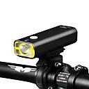 voordelige Fietsverlichting & Reflectoren-LED-Zaklampen Koplamp fiets Handzaklampen LED XP-G2 Wielrennen Oplaadbaar Dimbaar Waterbestendig Gemakkelijk draagbaar 18650 400 Lumens