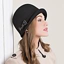 cheap Men's Bracelets-Wool Basketwork Hats Headpiece