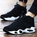 cheap Women's Heels-Unisex Shoes Synthetic Spring / Summer / Fall Athletic Shoes Flat Heel Black / Black / Red / Black / White
