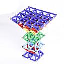 رخيصةأون ألعاب الألواح-60 pcs ألعاب المغناطيس مكعبات مغناطيسية العصي المغناطيسية أحجار البناء المعدنية بلاستيك حداثة صبيان فتيات ألعاب هدية