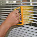 billige Køkkenrengøringsmidler-Høj kvalitet 1pc Tekstil Plast Fnugfjerner og børste Værktøj, Køkken Rengørings midler
