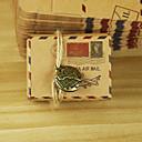 abordables Soportes para Regalo-Creativo De Forma Cúbica Papel de tarjeta Soporte para regalo  con Diseño Cajas de regalos