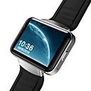 halpa Tasokiinnitys seinä valot-DM98 Smartwatch Android 3G Bluetooth 4.0 GPS Kosketusnäyttö Poltetut kalorit Handsfree puhelut Etäseuranta Ajastin Puhelumuistutus Activity Tracker Sleep Tracker sedentaarisia Muistutus / 4GB