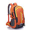 رخيصةأون حقائب الظهر والحقائب المتنوعة-40 L حقائب ظهر - يمكن ارتداؤها في الهواء الطلق التخييم والتنزه, التسلق, رياضة وترفيه تيريليني أسود, برتقالي, أحمر