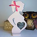preiswerte Bilderrahmen & Fotoalben-Die neue Hochzeit hölzernen Fotorahmen Möbel Artikel Hochzeit Requisiten hölzernen Fotorahmen schwangere Frauen