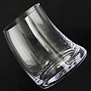voordelige Weaves van echt haar-Glaswerk Glas,10*6.8*7.5CM Wijn Accessoires