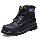 cheap Women's Boots-Unisex Boots Spring / Summer / Fall / Winter Comfort Nappa Leather Outdoor / Athletic / Casual Black / Brown / Yellow Hiking / Sneaker