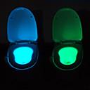 זול אפייה-תנועת youoklight מנורת לילה טואלט חיישן מופעל, 8-מחזור צבע, להשתין שמח