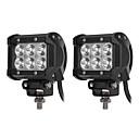 baratos Lanternas Para Veículo de Trabalho-ZIQIAO 2pcs Carro Lâmpadas LED Luz de Trabalho Para