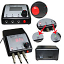 cheap Tattoo Power Supplies-Power Adapter LCD / Tools Tattoo Case 80-250V V
