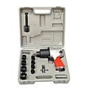 abordables Kits de Herramientas Eléctricas sin Cable-llaves neumáticas de reparación neumática pistola de aire pequeña llave de torsión neumática
