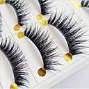 preiswerte Wimpern Accessoires-Augenwimpern Gehobene Wimpern / Voluminisierung / Locken Alltag Make-up Vollbandwimpern / Kreuz und quer / Natürlich lang Make-up Utensilien Alltag