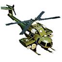 economico Giocattoli elicotteri-Modellini manga / Modelli di Display Elicottero Combattente / Elicottero Retrò / Articoli di arredamento Ferro / Metallo Da ragazzo / Da ragazza Regalo