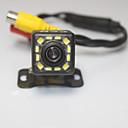 preiswerte Auto Ladegerät-Einparkhilfe Rückfahrkamera 1080p 12 führte CCD-HD Rückuniversalunterstützungskamera wasserdichte Nachtsicht umkehren
