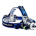 זול פנסים-ANOWL LS2713397 פנסי ראש LED 700lm 3 מצב תאורה עם סוללה ומטען נייד / מקצועי מחנאות / צעידות / טיולי מערות / שימוש יומיומי / צלילה / שייט