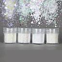 abordables Purpurina para Manicura-10ml Glitter y Poudre / Polvo Glitters / Clásico Diario