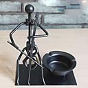 billige Dekorative gjenstander-1pc Jern Fritid Moderne / NutidigforHjemmedekorasjon, Hjemmeinnredning Dekorative gjenstander