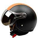 cheap Motorcyle Helmets-Half Helmet Adults Unisex Motorcycle Helmet  Antifog / Breathable