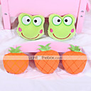 cheap Dog Toys-Chew Toy Plush Toy Squeak / Squeaking Fruit Textile For Dog Puppy