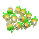 cheap Motorcycle Lighting-100PCS/Lot Motorcycle ATV Universal Gas Fuel Petrol Filter For Suzuki 70-200CC