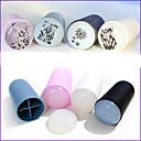 billige Rhinsten&Dekorationer-1 pcs 3D Negle Akryl Forme Negle Smykker Stempling plade Negle kunst Manicure Pedicure Daglig Abstrakt / Mode / Stempling Plate / Negle smykker