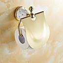 billige Håndklestenger-Toalettrullholder Moderne Messing 1 stk - Hotell bad