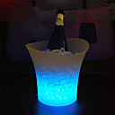 cheap LED Strip Lights-Ice Bucket & Wine Cooler Polypropylene, Wine Accessories High Quality CreativeforBarware cm 0.17 kg 1pc