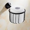 tanie Słuchawki i zestawy słuchawkowe-Uchwyty na papier toaletowy Antyczny Mosiądz 1 szt. - Kąpiel w hotelu