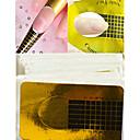 ieftine Salon de manichiură-1set / 100 buc nail art 3D pentru autocolante / Curăţare / Instrumente de curățare Clasic Protecție Împotiva Supraîncărcării / Protecţie