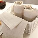 ieftine Tăblițe masă-Lenjerie Pătrat Șervețele Mată Decoratiuni de tabla
