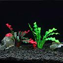 رخيصةأون ديكور-ديكور حوض السمك نبات مائي اصطناعي بلاستيك