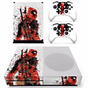 cheap Baby Shoes-B-SKIN XBOX ONE  S PS / 2 Sticker For Xbox One S ,  Novelty Sticker PVC 1 pcs unit