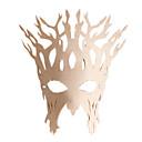 abordables Adhesivos de Pared-Máscaras de Halloween Creativo Fiesta Cool Terror Piel Felpa 1 pcs Piezas Chico Chica Juguet Regalo
