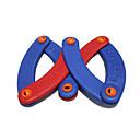 halpa Kompressiovaatteet-Bumerangi Ulkoilma- ja urheilulelut Pyöreät ABS Sateenkaari