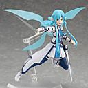 baratos Lâmpadas Filamento de LED-Figuras de Ação Anime Inspirado por Sword Art Online Fantasias PVC 15 cm CM modelo Brinquedos Boneca de Brinquedo